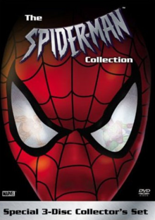Spider-Man 1994 DVD Cover