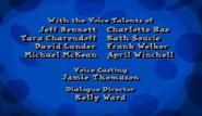 Disney's 101 Dalmatians Season 1 Episode 12 A Christmas Cruella 1997 Credits