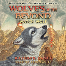 Wolves of the Beyond Watch Wolf 2011 CD Cover