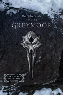 The Elder Scrolls Online Greymoor 2020 Game Cover