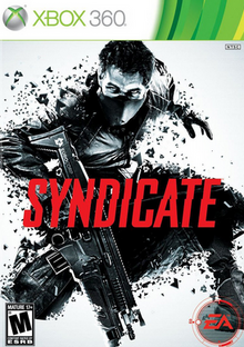 Syndicate 2012 Game Cover