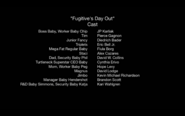 DreamWorks The Boss Baby Back in Business Season 2 Episode 6 Fugitive's Day Out 2018 Credits