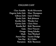 Mobile Suit Gundam The Origin Episode 4 2016 Credits