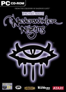 Neverwinter Nights 2002 Game Cover