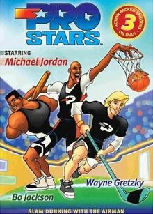 ProStars 1991 DVD Cover