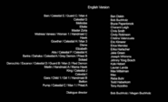 The Seven Deadly Sins the Movie Prisoners of the Sky 2019 Credits