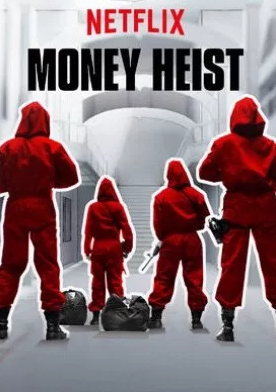 Money Heist (2017) | English Voice Over Wikia | FANDOM