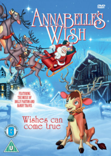 Annabelle's Wish 1997 DVD Cover