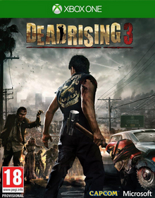 Dead Rising 3 2013 Game Cover