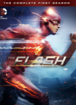 The Flash 2014 DVD Cover