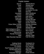 Victim Number 8 Episode 3 2019 Credits