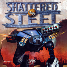 Shattered Steel 1996 Game Cover