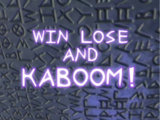 The Adventures of Jimmy Neutron: Boy Genius: Win, Lose and Kaboom! (2004)