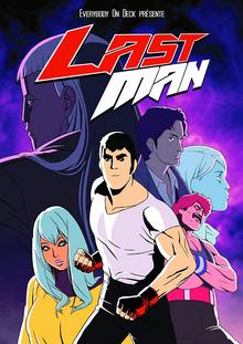 Lastman 2017 Poster