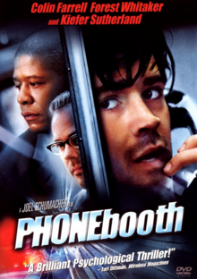 Phone Booth 2002 DVD Cover
