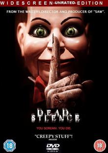 Dead Silence 2007 DVD Cover