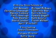 Disney's 101 Dalmatians Season 1 Episode 1 Home is Where the Bark Is 1997 Credits