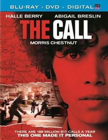 The Call 2013 BLU-RAY+DVD+DIGITAL Cover