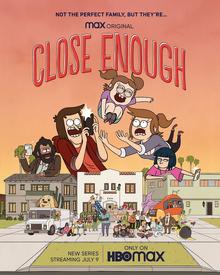 Close Enough 2020 Poster