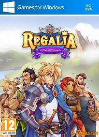Regalia Of Men and Monarchs 2017 Game Cover