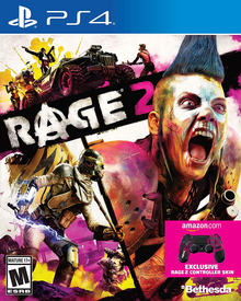 Rage 2 2019 Game Cover