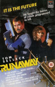 Runaway 1984 Poster