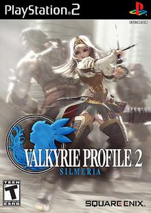 Valkyrie Profile 2 Silmeria 2006 Game Cover