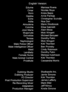 Victim Number 8 Episode 7 2019 Credits