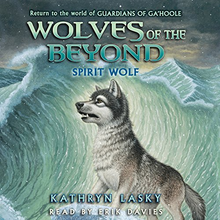 Wolves of the Beyond Spirit Wolf 2012 CD Cover