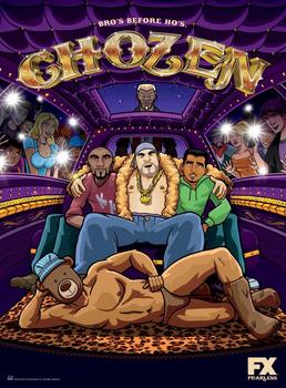Chozen 2014 Poster