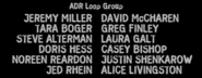 Scream 1996 Credits Part 2