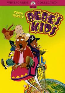 Bebe's Kids 1992 DVD Cover