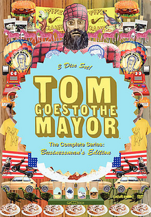 Tom Goes to the Mayor 2004 DVD Cover