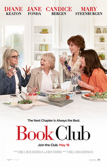 Book Club 2018 Poster