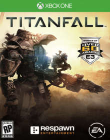 Titanfall 2014 Game Cover