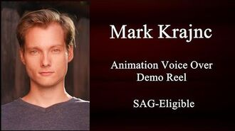 Mark Krajnc - Animation Voice Over Demo Reel