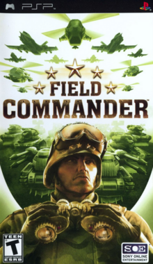 Field Commander 2006 Game Cover