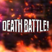 DEATH BATTLE! 2010 Title Card