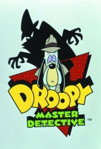 Droopy, Master Detective 1993 Poster