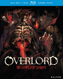Overlord 2016 Blu-Ray DVD Cover