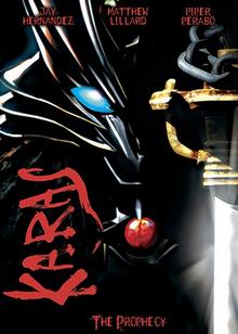 Karas The Prophecy 2006 DVD Cover