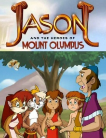 Jason and the Heroes of Mount Olympus 2001 Poster