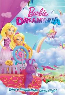 Barbie Dreamtopia 2016 Poster