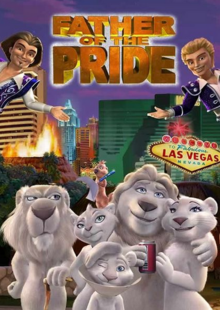 Father of the Pride 2004 Poster