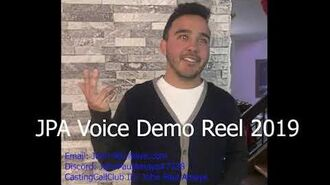 JPA Voice Demo Reel 2019