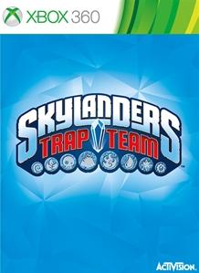 Skylanders Trap Team 2014 Game Cover