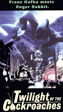 Twilight of the Cockroaches 1995 VHS Cover