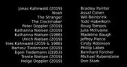Dark Season 1 Episode 10 2017 Credits