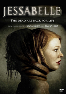 Jessabelle 2014 DVD Cover