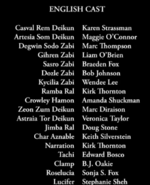 Mobile Suit Gundam The Origin Episode 1 2015 Credits 1
